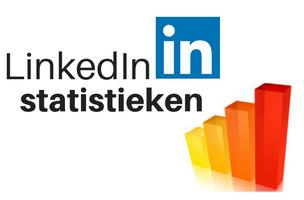 Linkedin statistieken