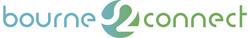 logo Bourne2Connect | klant PRminded | Anneke van der Voort-Kruk, PRminded | Adviseur Social Media Plan | online profileren | LinkedIn trainer | voor ZZP en MKB | Bavel, Breda, Tilburg