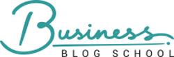 Logo Business Blog School van Jessie van Loon | klant PRminded | Anneke van der Voort-Kruk, PRminded | Adviseur Social Media Plan | online profileren | LinkedIn trainer | voor ZZP en MKB | Bavel, Breda, Tilburg