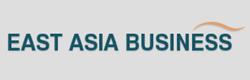 logo East Asia Business |Klant van PRminded | Anneke van der Voort-Kruk, PRminded | Adviseur Social Media Plan | online profileren | LinkedIn trainer | voor ZZP en MKB | Bavel, Breda, Tilburg