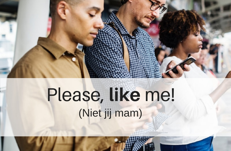 Please, Like Me! (niet Jij Mam)