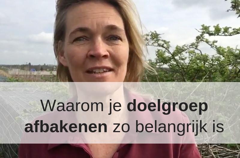 Foto Van Anneke Van Der Voort Bij Blog 'Waarom Je Doelgroep Afbakenen Zo Belangrijk Is | Anneke Van Der Voort-Kruk, PRminded | Adviseur Social Media Plan | Online Profileren | LinkedIn Trainer | Voor ZZP En MKB | Bavel, Breda, Tilburg