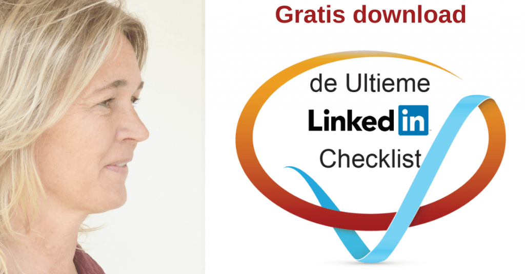 de Ultieme LinkedIn Checklist | PRminded | LinkedIn trainer & personal branding coach | Bavel, Tilburg. Breda