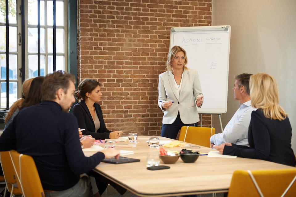 LinkedIn voor bedrijven PRminded
