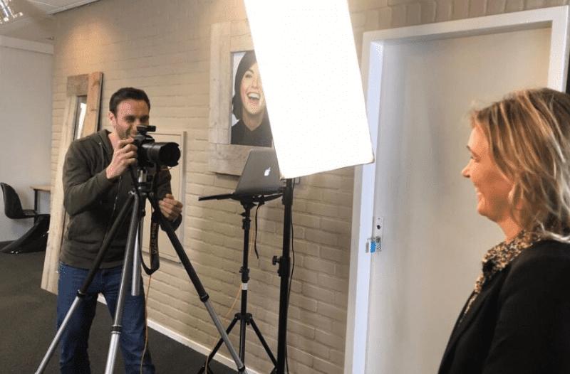 Wijnand Geuze In Studio LINKfotografe | PRminded | LinkedIn Trainer & Personal Branding Op LinkedIn | Bavel, Breda, Tilburg