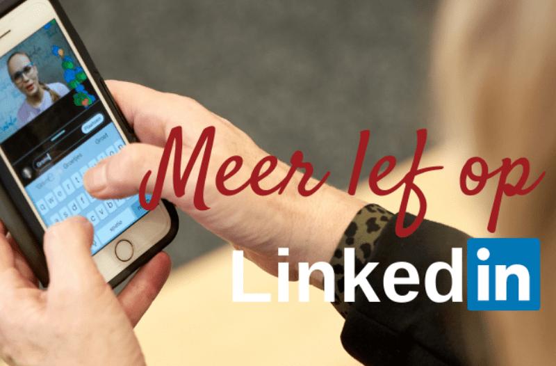 Foto Bij Blog 5 Tips Voor Meer Lef Op LinkedIn | PRminded, Anneke Van Der Voort | LinkedIn Expert, LinkedIn Specialist, LinkedIn Trainer, Bavel, Breda, Tilburg