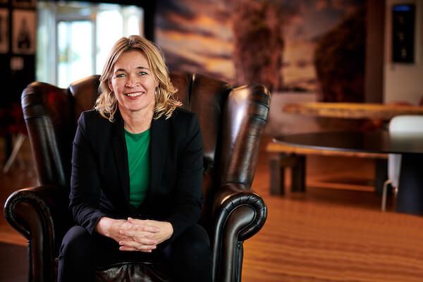 Anneke Van Der Voort PR-minded